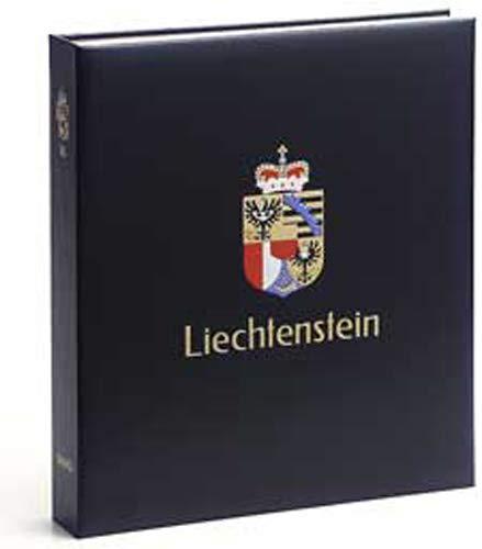 DAVO 6431 Luxus Briefmarken-Album Liechtenstein I 1912-1969