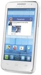 Alcatel One Touch TPop 4010X 8,89 cm (3.5