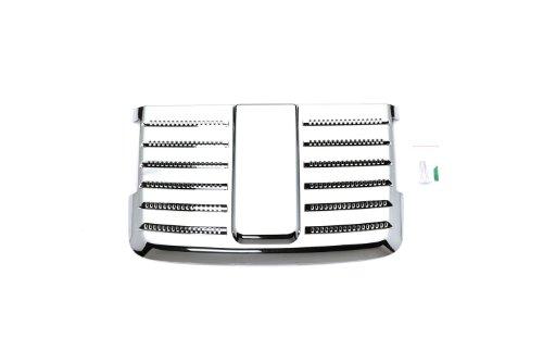 (Putco 403524 Chrome Hood Deck Vent for Select GMC Models)