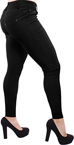 Jeans Leggings Tights - 5