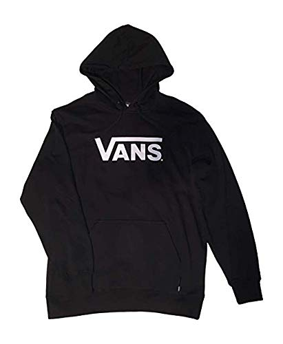 Vans Classic Pullover Hoodie (Small, Black ()