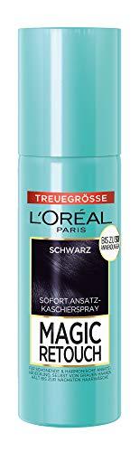 L'Oréal Paris Magic Retouch Ansatz-Kaschierspray Schwarz, 1 x 75 ml