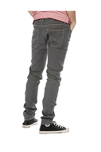 Japan Rags - Jeans JH711 BASIC 149 GREY - Homme