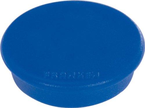 Franken HM30 03 Magnet, 32 mm, 800 g, blau (10er Pack )