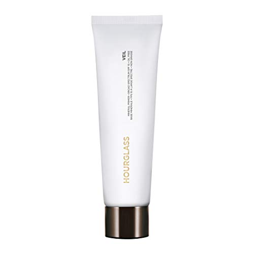 Hourglass Jumbo Size Veil Mineral Primer. All Day Oil-Free Makeup Primer with SPF 15. Vegan and Cruelty-Free. (2 Ounce). (Best Primer For Large Pores Uk)