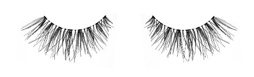 Fashion Ardell (Ardell Fashion Lashes False Eyelashes - #113 Black (Pack of 4))