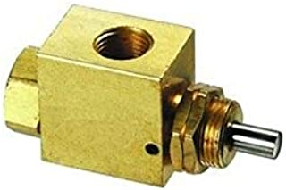 product image for Clippard M-MJVO-3 3-Way Valve, Normally-Open, G1/8