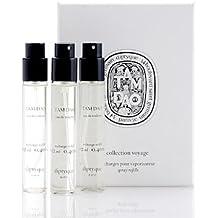 Tam Dao Eau de Toilette Spray Refills Collection Voyage 3 x 12 ml by Diptyque