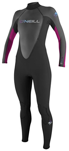 O'Neill Wetsuits Womens 3/2 mm Reactor Full Suit