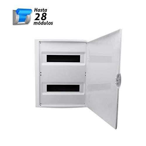 Caja de distribuci/ón empotrar 28 m/ódulos Arelos