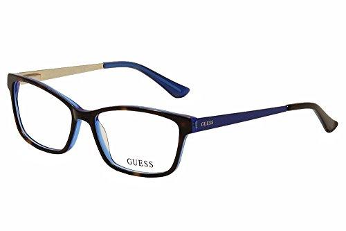 GUESS Eyeglasses GU2538 052 Havana