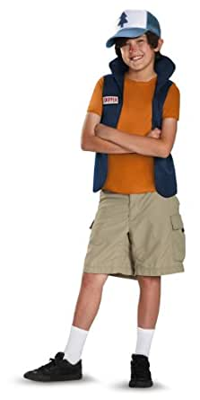 Gravity Falls Disney Classic Dipper – Tween Costume