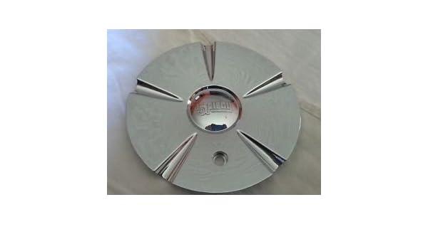 51 Fifty Wheel 5th Avenue Wheel Center Cap CAP M-114 705# NEW CHROME 5150 Rim