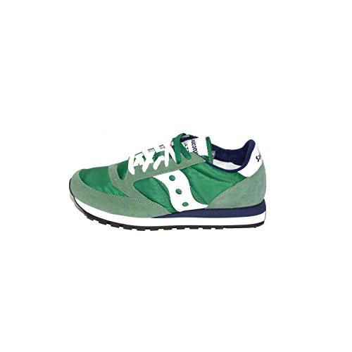 Saucony Saucony Jazz Original Men Herren Sneakers Green/White
