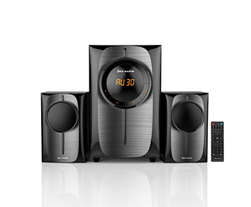 Jack Martin JM 701 Bluetooth / SD Card / USB 2.1 Home Theatre Speaker System with Built in FM Radio
