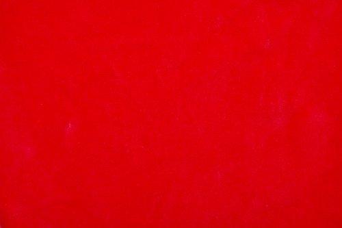Wanmar para Mujer Velour Bata Forsythia Rojo Vivo