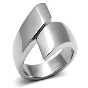 eless Arched Bypass Right Hand Ring ()