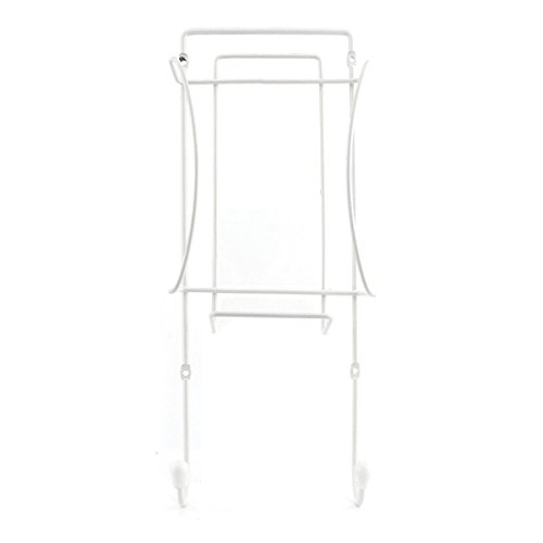 Wall Mounted Iron Rest Hanging Ironing Board Holder Home Storage Decor Storing