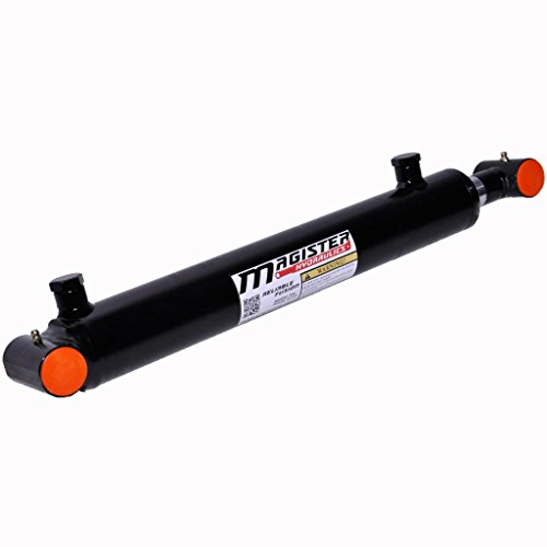 Hydraulic Cylinder Welded Double Acting Cross Tube (1.5x12)