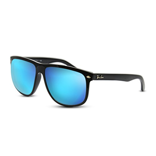 Metallic Ice Blue Replacement Lenses for Ray Ban - Rb4147 Blue