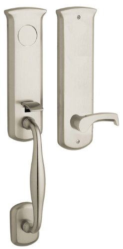Baldwin 85340.150.RFD Tahoe Emergency Exit Right Hand Handleset with Tahoe