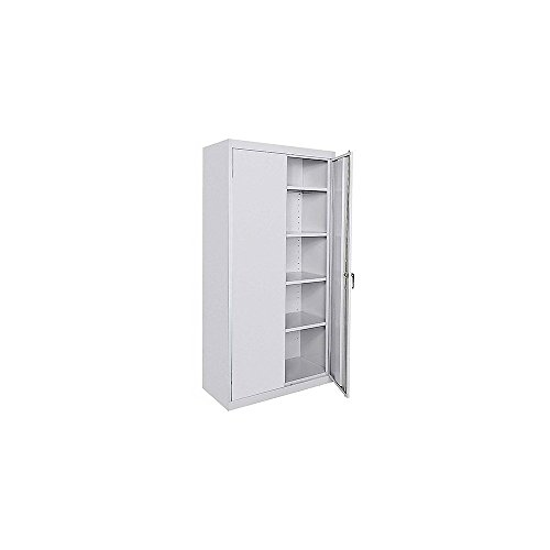 - Atlantic Metal Storage Cabinet - 36X24x78