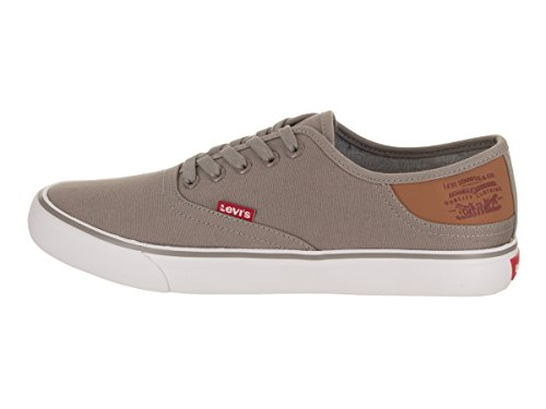 Sneaker Monterey Fashion Buck Men's Levi's Charcoal Brown wZqFvzxz