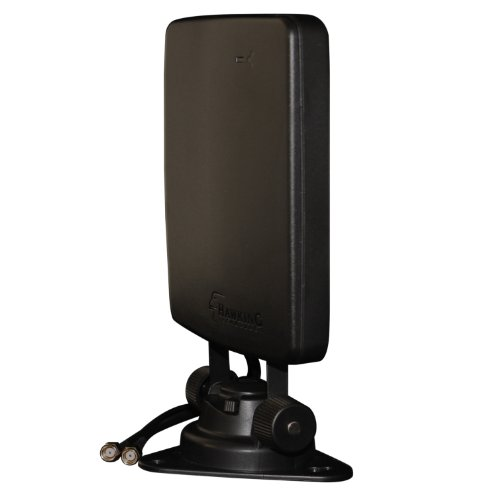Dual Band Indoor Directional Antenna - Hawking Technology Hi-Gain Indoor Dual-Band Directional 9dBI Antenna Kit (HD9DP)