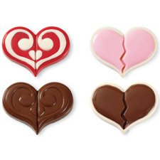 Wilton Double Heart Cookie Mold