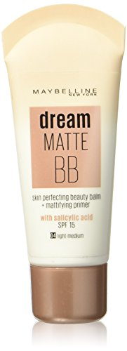 Maybelline Dream Matte BB Cream SPF15 Medium 30ml