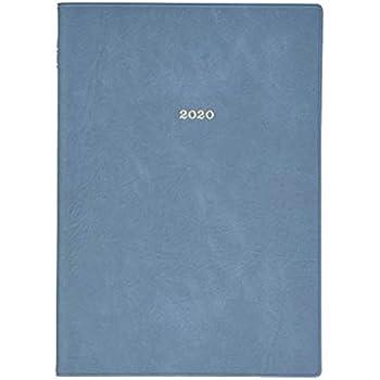 Colors Taschenkalender 2020 Pink Beige A5 Mark/'s