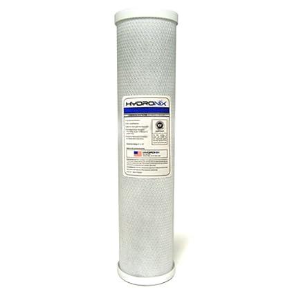 hydronix cb 45 2005 nsf carbon block filter 4 5 od x 20
