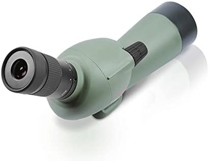 Kowa TSN-501 50mm Angled Spotting Scope w 20-40x Zoom Eyepiece, Green, Compact,