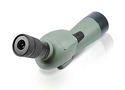 Kowa TSN-501 50mm Angled Spotting Scope w/ 20-40x Zoom Eyepiece, Green, Compact,
