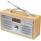 LOGIK DAB & FM PORTABLE STEREO RADIO