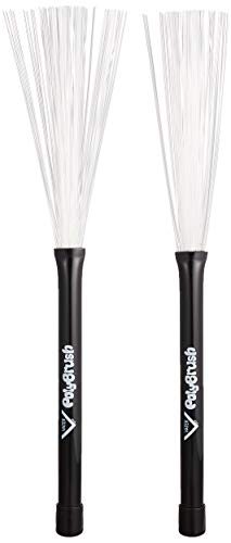 Vater Poly Brush with Retractable Nylon Bristles