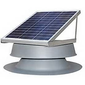 Natural Light Energy Systems 36 Watt Roof Mounted Attic Fan