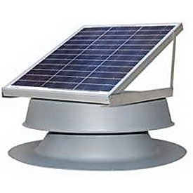Natural Light Energy Systems Solar Attic Fan - 6