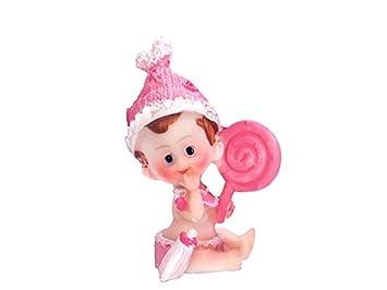 Tortenfigur Rosa Taufe Babyparty 1geburtstag Amazonde