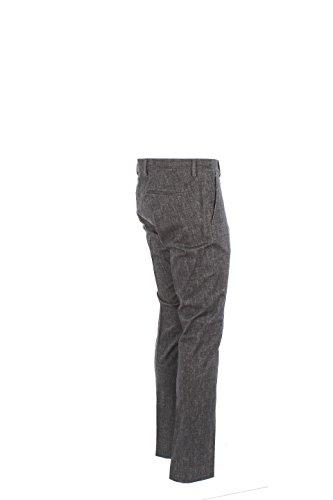 Pantalone Uomo Entre Amis 38 Grigio Scuro A178201/972 Autunno Inverno 2016/17