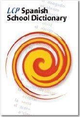 Spanish School Dictionary PDF