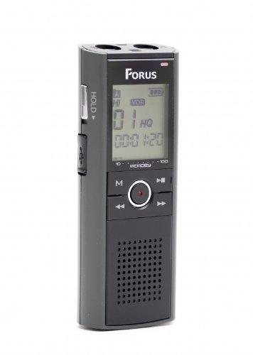 Mini-Gadgets VRF4GB Forus Telephone Voice Recorder 4GB Memory by Mini Gadgets by Mini Gadgets