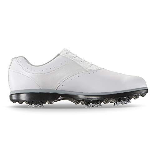 FootJoy Women's Emerge-Previous Season Style Golf Shoes White 8.5 M US