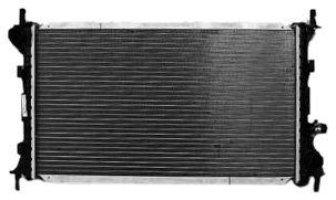 02 ford focus radiator - 1