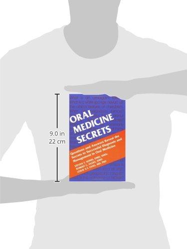 Oral Medicine Secrets