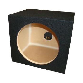 """Amazon.com: Zenclosures 1-12"""" JL Audio 12w6v3-d4 12w6"""