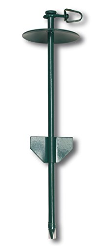 Pet Champion 14 Inch Hooded Dome Stake, Large