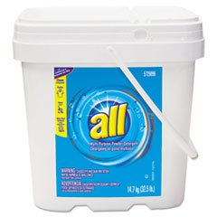 All-Purpose Powder Detergent 32.5 lb Tub by All