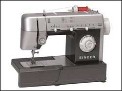 SINGER SEWING CO. CG-550 10-Stitch Commercial Grade Sewin...
