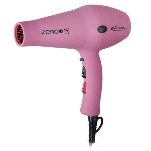 Secador Giubra Phon Zero 3 Goma Tourmaline Ionico 2100 Watios Color Fucsia: Amazon.es: Salud y cuidado personal